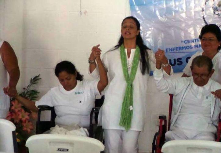 En el centro de rahabilitación atienden a más de mil 200 pacientes. (Edgardo Rodríguez/SIPSE)