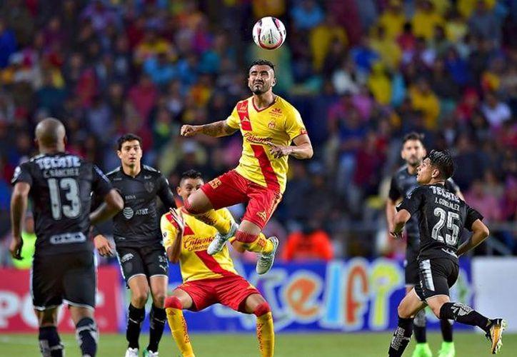 Las redes se quedaron quietas durante todo el partido.  (Mexsport)