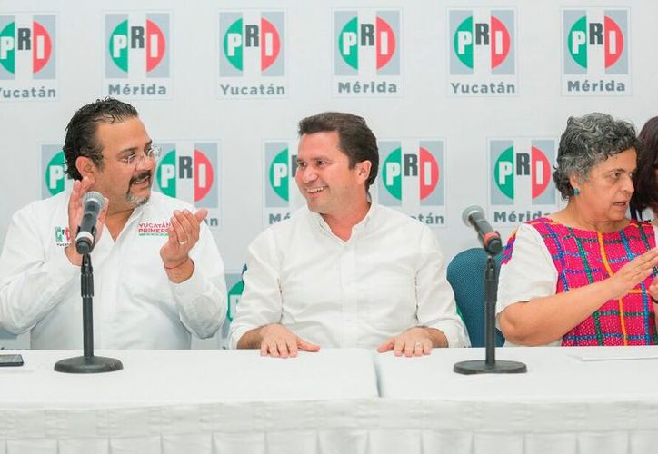 Mauricio Sahuí se ha declarado ganador de la elección a Gobernador de Yucatán. (Milenio Novedades)
