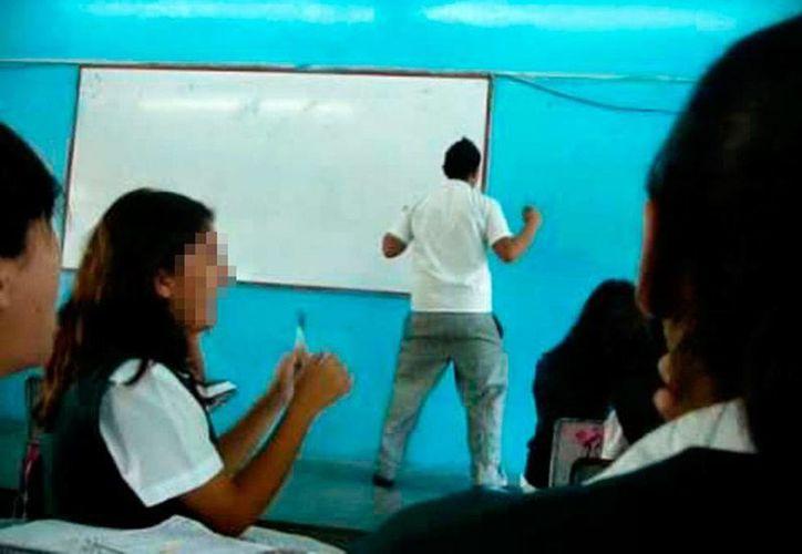 Un nuevo caso de bullying, ahora en una secundaria de Tijuana, tiene a un estudiante en riesgo de perder la vista. (Imagen de contexto/excelsior.com.mx)