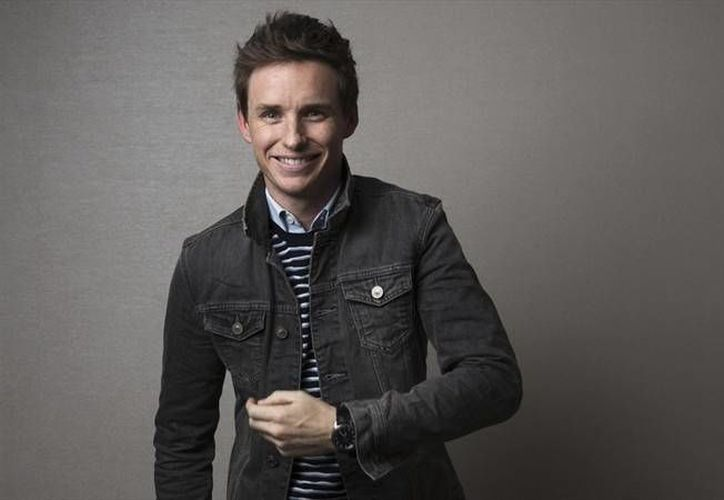 "El actor Eddie Redmayne posa para un retrato en Nueva York durante la promoción del filme ""Animales fantásticos"". (Foto: Associated Press)"