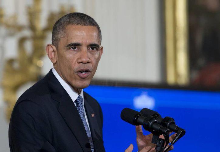 Obama haará el anuncio  en medio de reportes de que la nueva medida podría beneficiar hasta cinco millones de inmigrantes indocumentados. (Agencias)