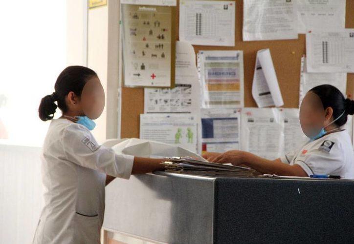Estadísticas del sector salud hablan de hasta 8 muertes de mujeres por complicaciones del embarazo, en lo que va de 2015, en Yucatán. La imagen es de contexto, y está utilizada únicamente con fines ilustrativos. (Milenio Novedades)