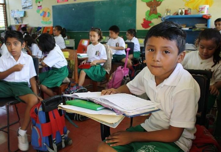 Actualmente en Quintana Roo hay 490 centros educativos dentro del Programa de Escuelas de Tiempo Completo. (Alejandra Carrión/SIPSE)