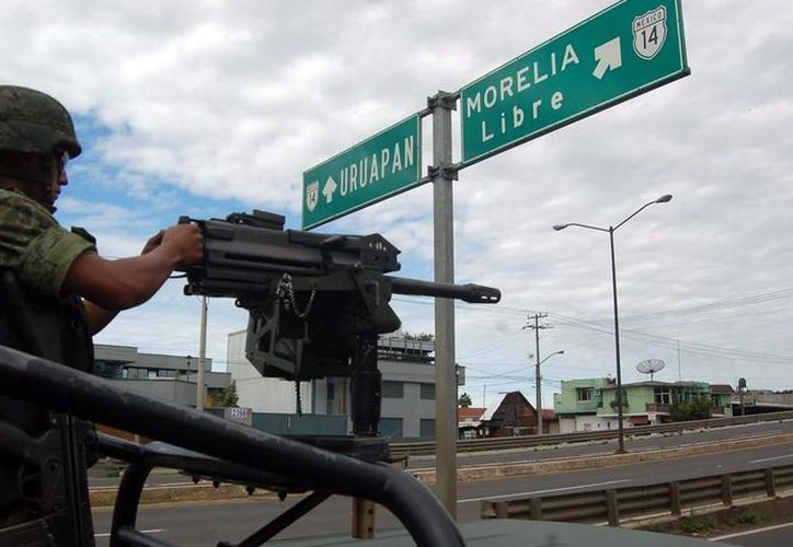 El procurador de Michoacán destacó que autoridades no cesan esfuerzos por disminuir los asesinatos. (mundoejecutivoexpress.mx)