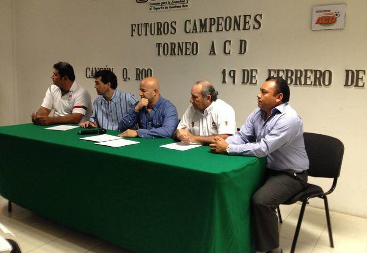 El torneo está organizado por el Instituto Municipal del Deporte (IMD), en coordinación con el Centro de Soccer Siete ACD. (Ángel Mazariego/SIPSE)