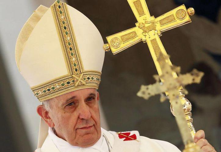 La conversación con el Papa duró unos 10 minutos. (Archivo/EFE)