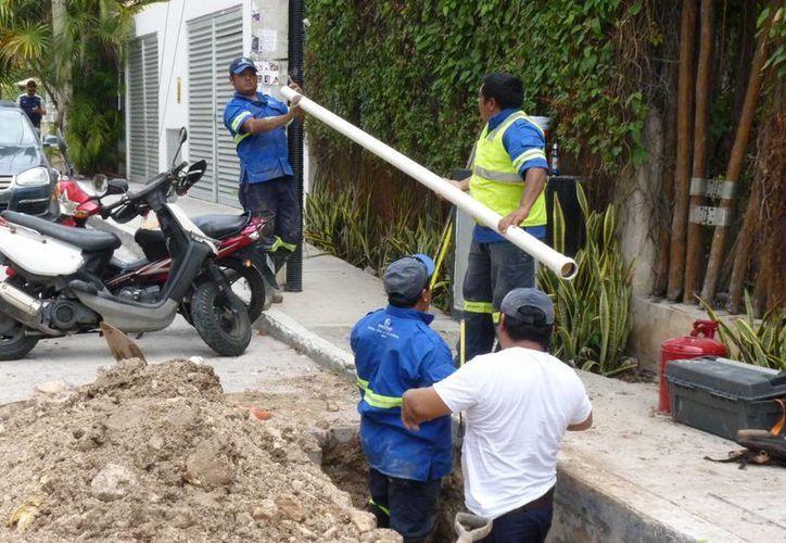 Las obras de instalación de drenaje iniciarán el próximo lunes y concluirán el 23 de noviembre. (Licety Díaz/SIPSE)