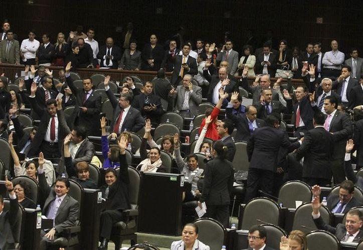 La Cámara de Diputados inició la discusión de las reformas al Articulo 3 constitucional en materia Educativa. (Notimex)