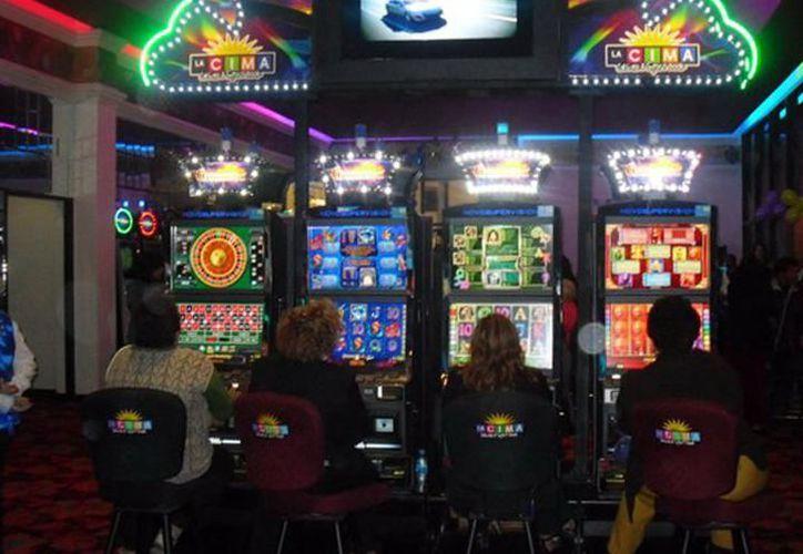 En Mérida funcionan seis casinos, uno de los cuales reanudó operaciones en junio pasado. (Archivo/Milenio Novedades)