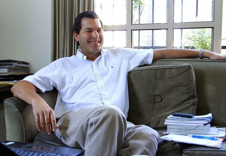 Panista de Yucatán, Patricio Patrón Laviada. (Milenio Novedades)