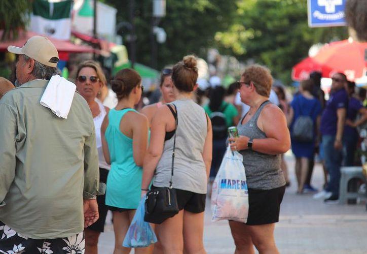 Actualmente la ocupación promedio de la Riviera Maya en este verano es de 88%, con 41 mil cuartos ocupados. (SIPSE)