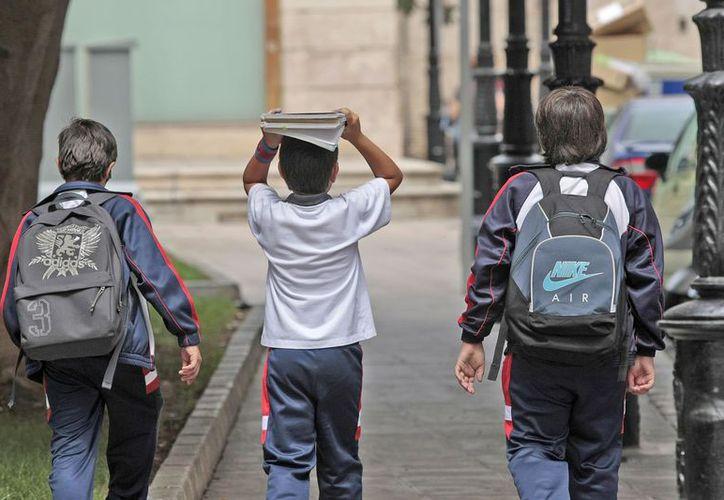 Para este ciclo escolar, la Secretaría de Educación Pública eligió tres calendarios, uno de 185 días, otro 195, y el tercero, de 200. (Contexto/Internet).