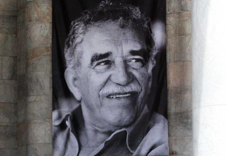 Gabriel García Márquez, laureado con el Nobel de Literatura por su obra 'Cien años de soledad', murió el 17 de abril en su casa de la Ciudad de México a los 87 años. (Notimex)