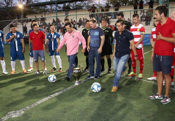Las instalaciones del Deportivo RCD Cancún serán la sede de los encuentros. (Raúl Caballero/SIPSE)