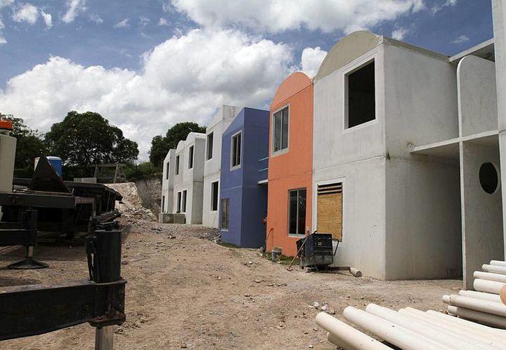 Al cierre del año se registraron más de 560 mil viviendas construidas. (Archivo/Notimex)