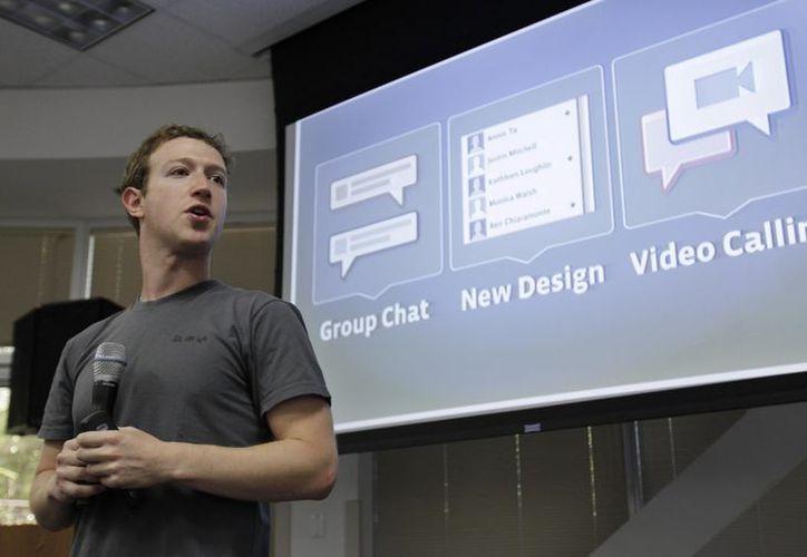 Se trata del mayor donativo hecho por Zuckerberg hasta el momento. (Agencias)