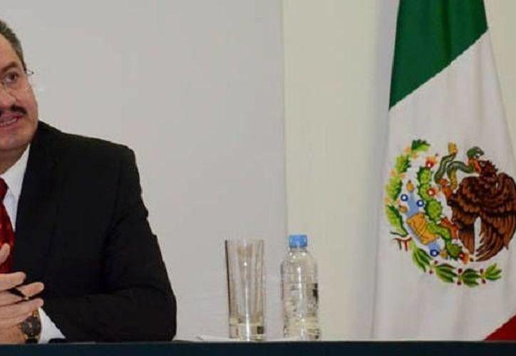 Rodrigo Archundia Barrientos llegó a la PGR en noviembre de 2012. (pgr.gob.mx/Foto de archivo)