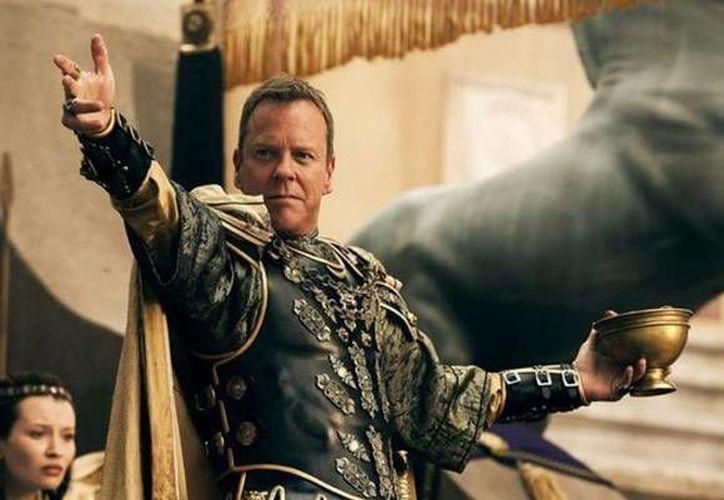 Kiefer Sutherland forma parte del elenco de la cinta. (elseptimoarte.net)