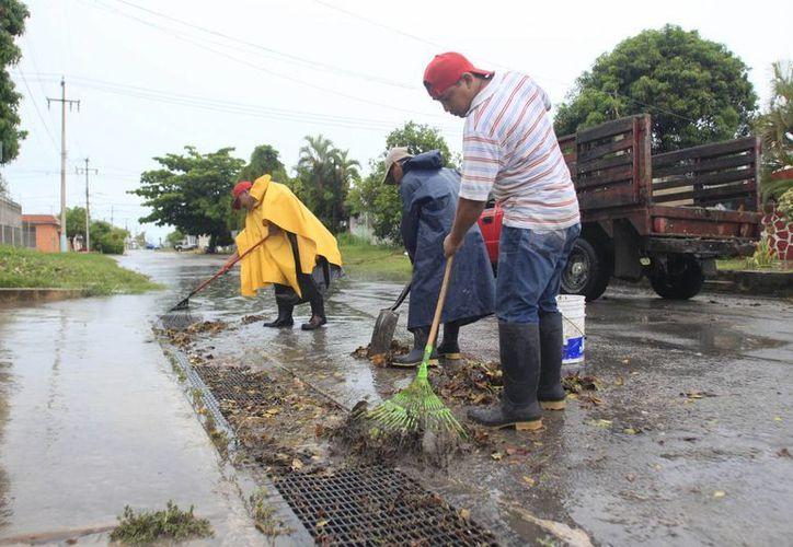 Las lluvias continuarán las próximas 24 horas. (Archivo/SIPSE)