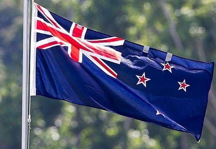 Aseguran que la bandera neozelandesa simboliza una era colonial y postcolonial cuya vigencia ya quedó atrás. (Archivo/Reuters)