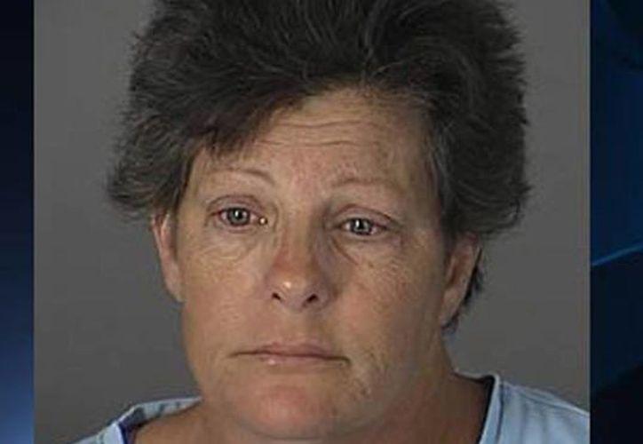 Frances Terry Evans fue arrestada el miércoles. (wjhl.com)