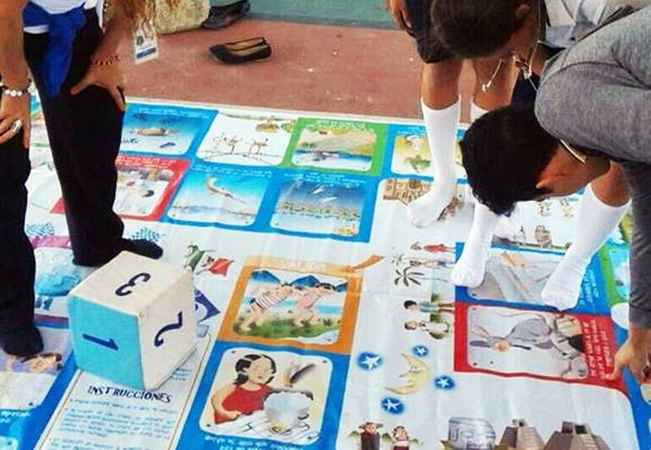 En algunas escuelas de Yucatán se fomenta la mayor conciencia ecológica entre los niños. (Milenio Novedades)