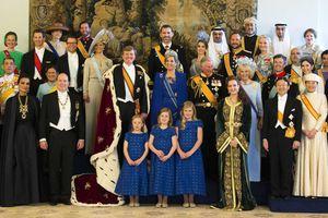 Holanda celebra coronación de Guillermo Alejandro
