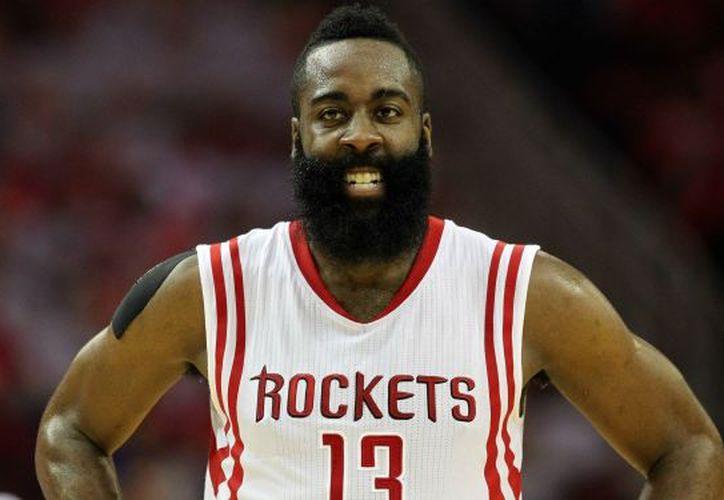 Los Houston Rockets anunciaron la extensión de contrato de James Harden hasta la temporada 2022-23. (USATSI)