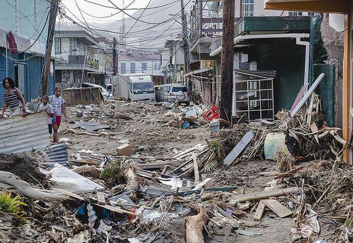 El fenómeno meteorológico dejó graves daños en gran parte de Puerto Rico.(Foto:elnuevodiario.com)