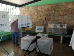Yucatán sólo ha instalado 223 casillas en la jornada electoral