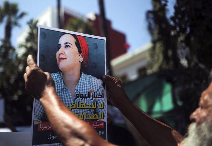 (AP/Mosa'ab Elshamy)