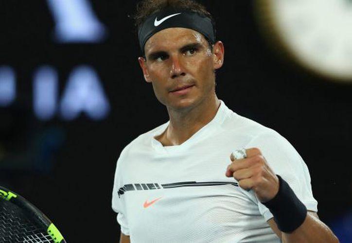Rafael Nadal volverá al tenis tras sufrir una lesión. (Contexto/Internet)
