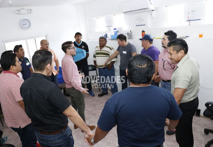 Las jornadas iniciaron el 1 de febrero y concluyen el 26 de abril y las toman 19 hombres del personal operativo del IMM. (Foto Pepe Acosta)
