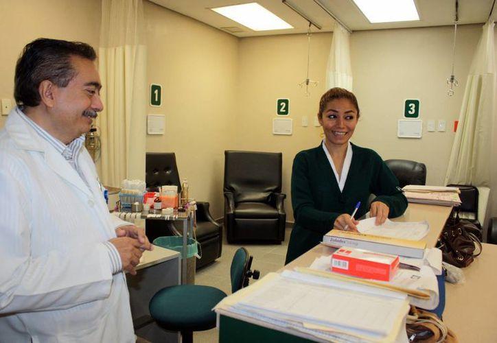Director de la UMAA Yucatán, Marco Antonio Granados Baeza. (Coral Díaz/SIPSE)