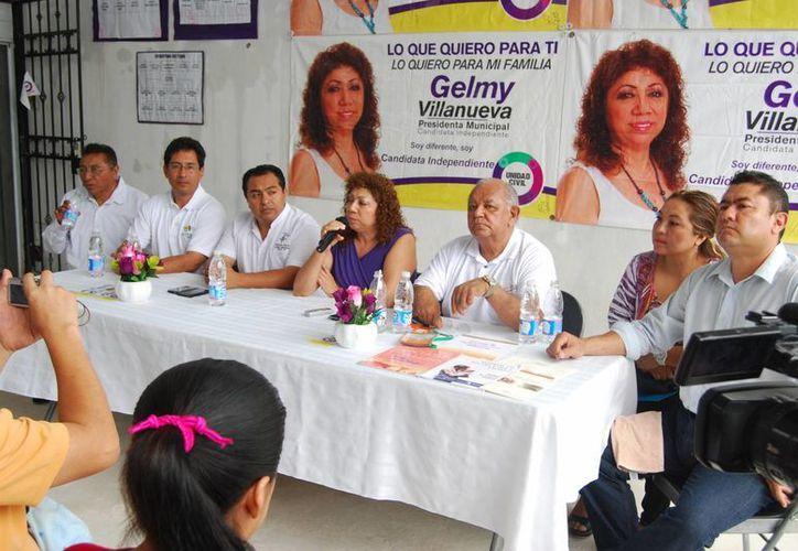 Hoy los candidatos restantes realizan su cierre de campaña. (Tomás Álvarez/SIPSE)