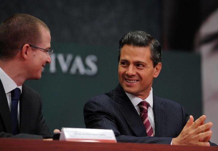 Peña Nieto recibiría 3.05 mdp anualmente. (presidencia.gob.mx)