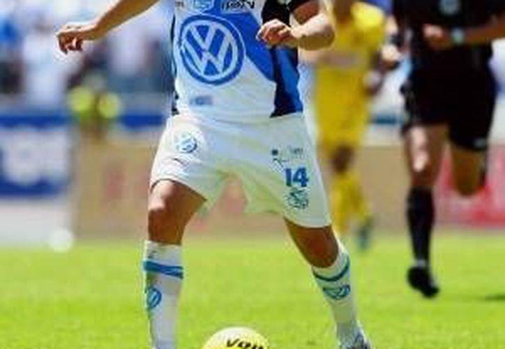 Luis Miguel Noriega al minuto 91 dio a Puebla su primera victoria en el Torneo Clausura 2013. (www.televisadeportes.esmas-com)