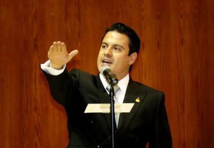 Mi gobierno priorizará el abasto de agua y la seguridad: Aristóteles Sandoval. (Milenio)