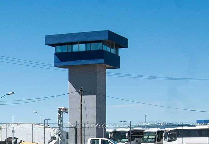 """La sentenciada se encuentra recluida en el Centro Federal Femenil """"Noroeste"""" de Nayarit, y los otros tres, están internados en el Centro Federal de Readaptación Social Núm. 11. (Excélsior)"""