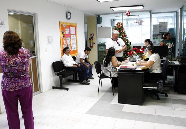 Este logro sindical fue a nivel nacional y se proyectó un presupuesto de aproximadamente 500 millones de pesos para los trabajadores de la educación afiliados al SNTE. (Tomás Álvarez/SIPSE)
