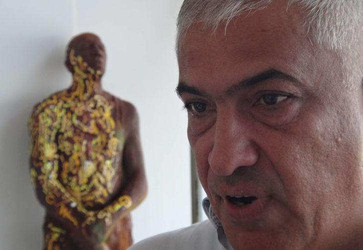 Jaime González Cano, director del Parque Marino Nacional Costa Occidental de Isla Mujeres, Punta Cancún y Punta Nizuc. (Archivo/SIPSE)