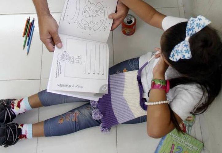 Los niños autistas se enfrentan, primero que todo, a la ignorancia de los médicos pediatras, quienes, en muchos casos, no están capacitados para detectar los signos. La imagen es únicamente ilustrativa. (SIPSE)