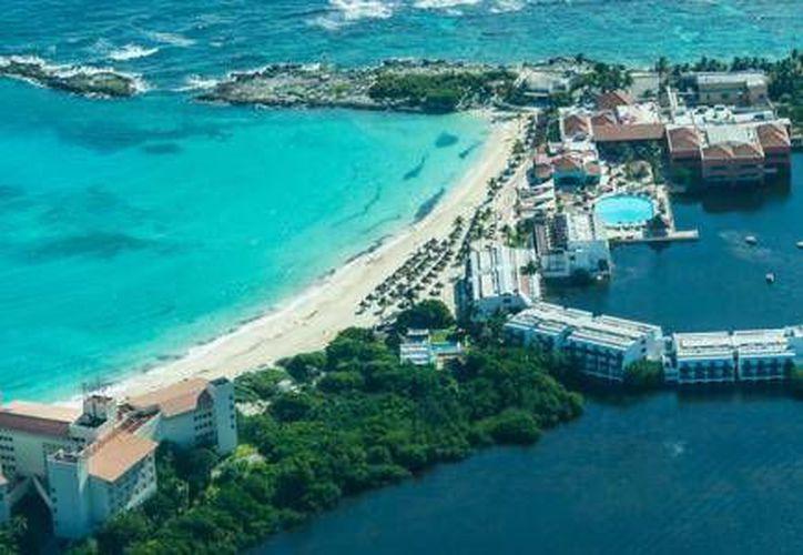 Tres nuevos desarrollos hoteleros se erigirán en la zona continental de Isla Mujeres.  (El Economista)