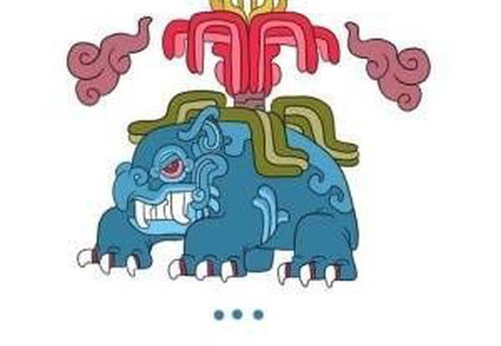 Bulbasaur es uno de los pokemayas creados por una ilustradora chiapaneca llamada Monarobot. (Fotos de monarobot)