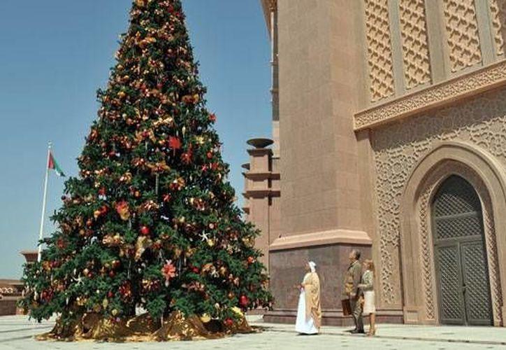 Los visitantes de Arabia Saudita deberán abstenerse de festejar la llegada del Año Nuevo por disposición de la policia religiosa del país. (zdf-enterprises.de)