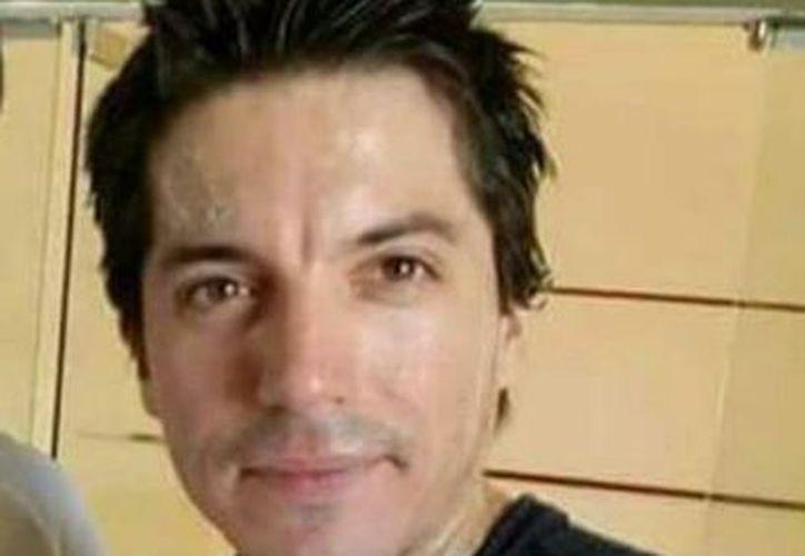 Luis Abraham González Contreras fue identificado por sus familiares. (Facebook)
