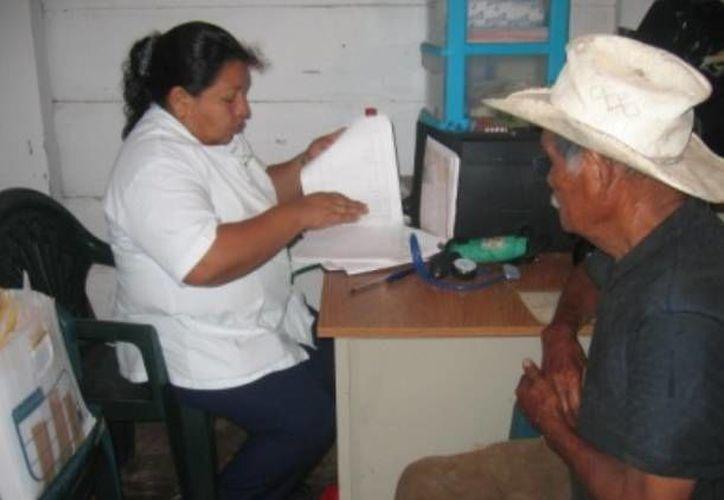 Las unidades cuentan con equipo médico y odontológico para el diagnóstico y tratamiento de enfermedades. (Redacción/SIPSE)