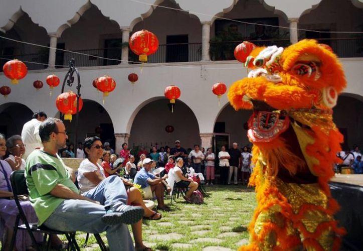 La Asociación China Península de Yucatán pretende compartir con los yucatecos sus costumbres y realizar intercambios culturales. (Foto de contexto. Archivo/SIPSE)