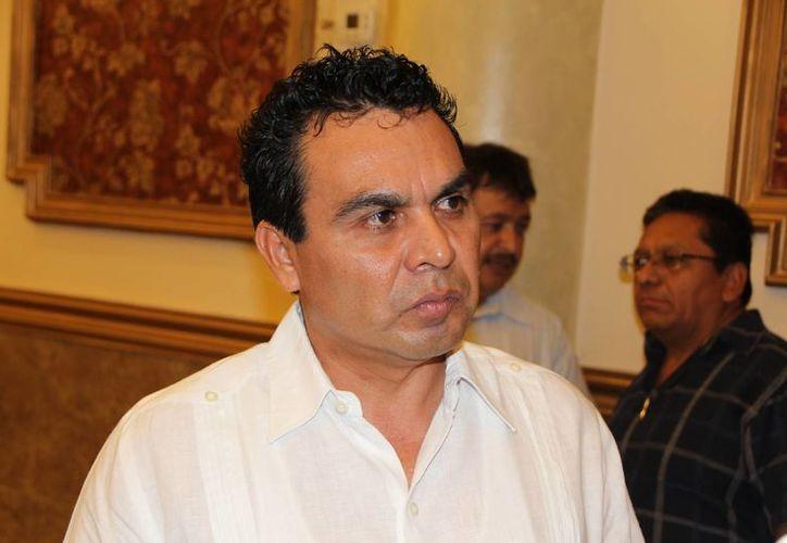 El titular de la STyPS, Ricardo Béjar Herrera afirmó que este año se realizan más inspecciones a las empresas que el 2013. (Milenio Novedades)